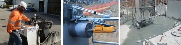 Cutwell Concrete Sawing & Drilling service
