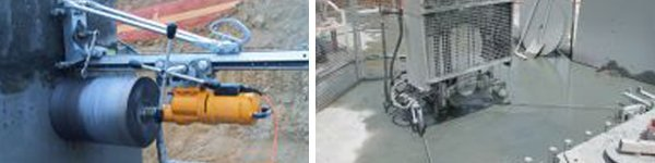 Cutwell Concrete Sawing & Drilling machines