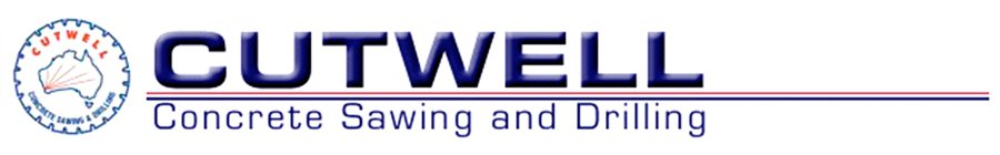 Cutwell Concrete Sawing and Drilling logo