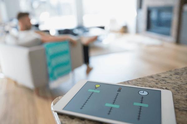 smart house installation