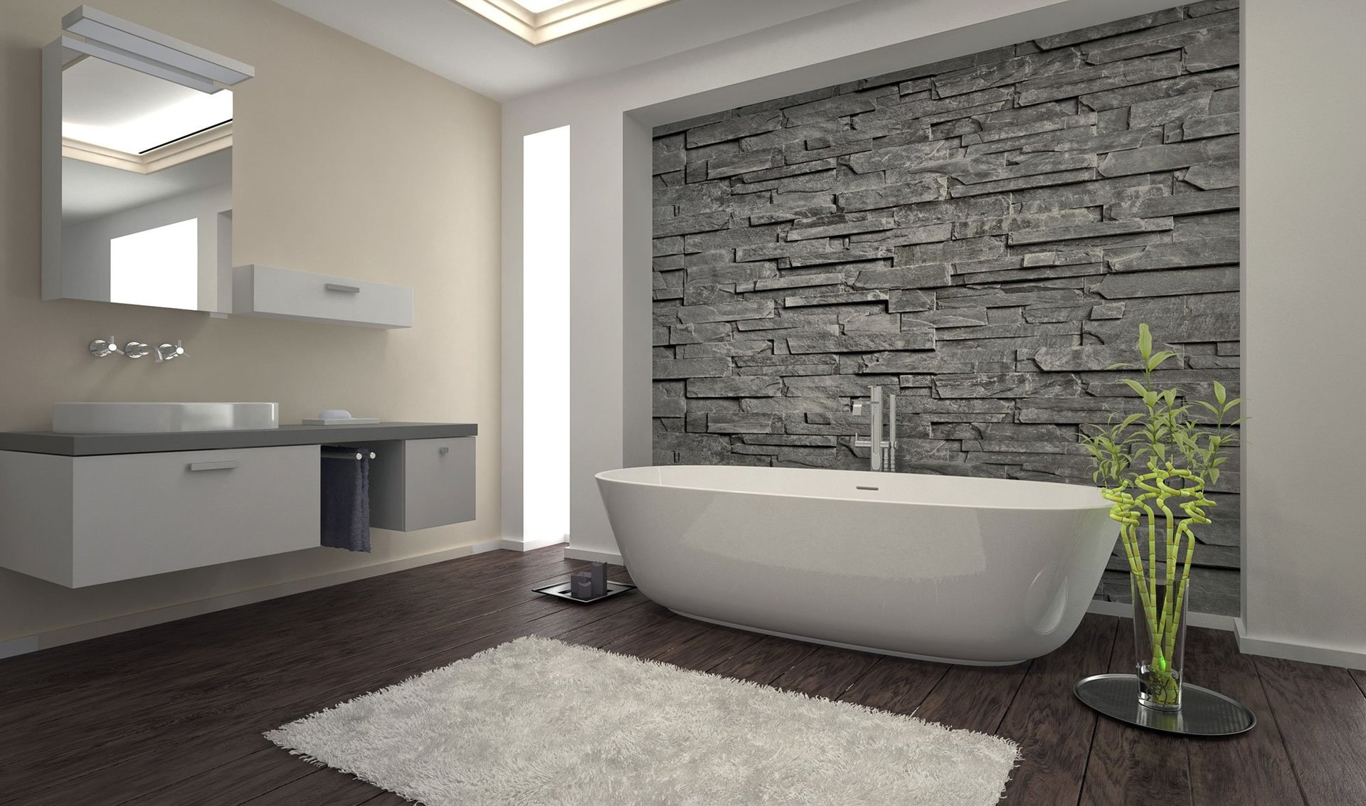 Replacement tubs for bathroom remodels