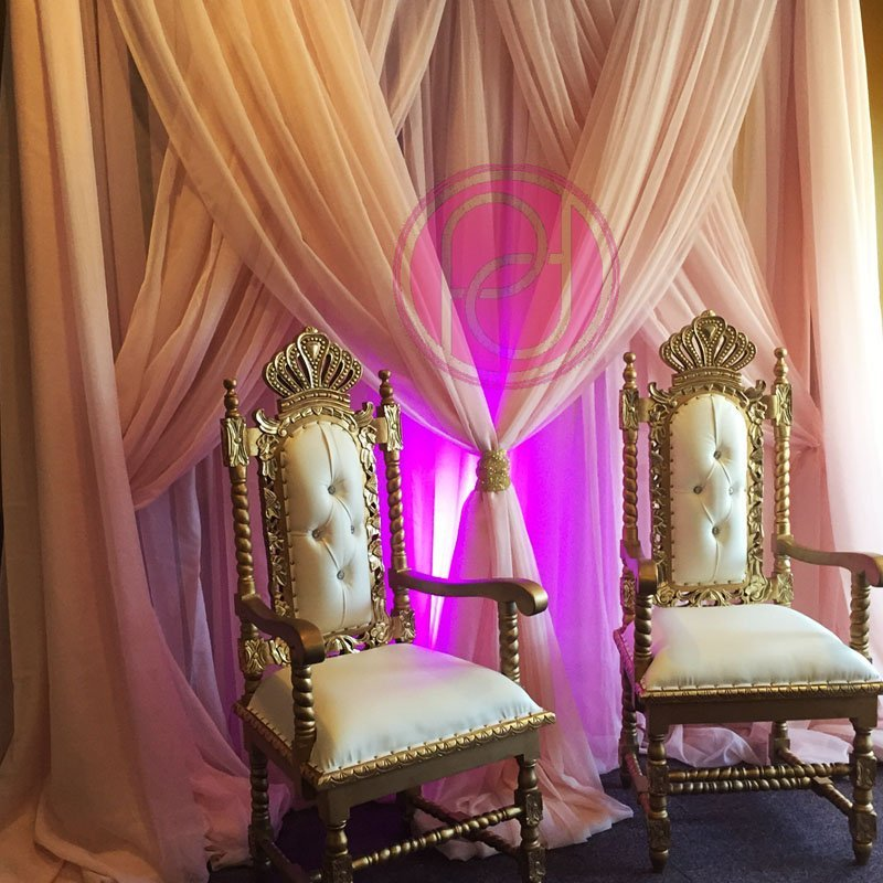 Atlanta throne chair, throne chair rental, throne chairs in georgia, throne chair rental in georgia