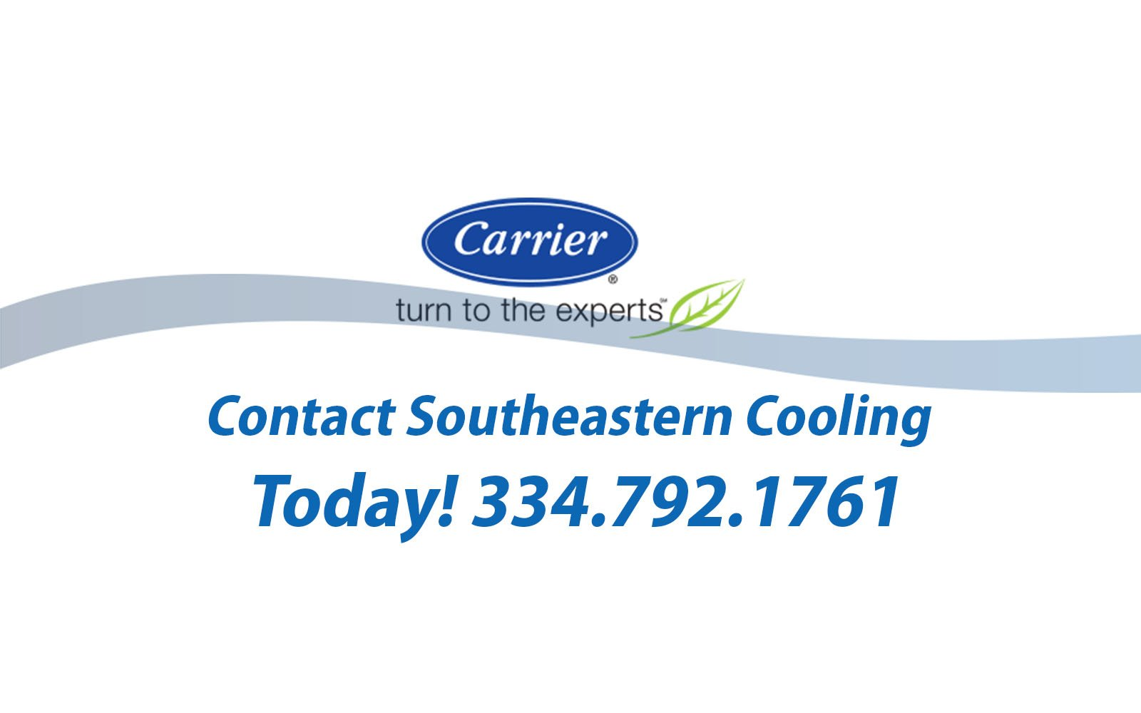 Contact Southeastern Cooling