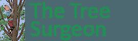 the tree surgeon logo