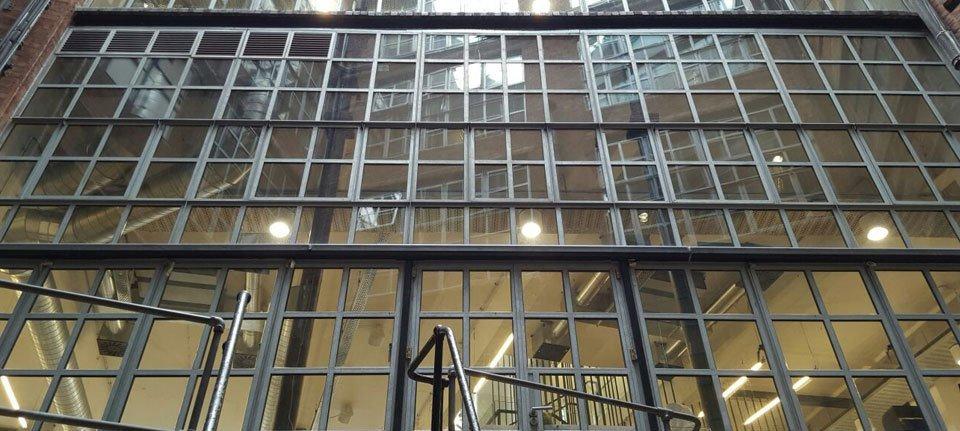 Maintaining windows