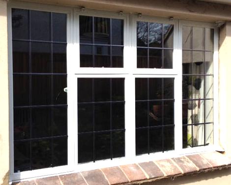 Domestic window repair