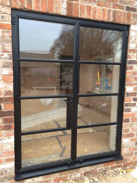 Domestic window maintenance