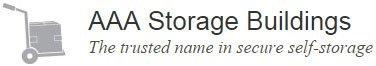 AAA Storage Buildings logo