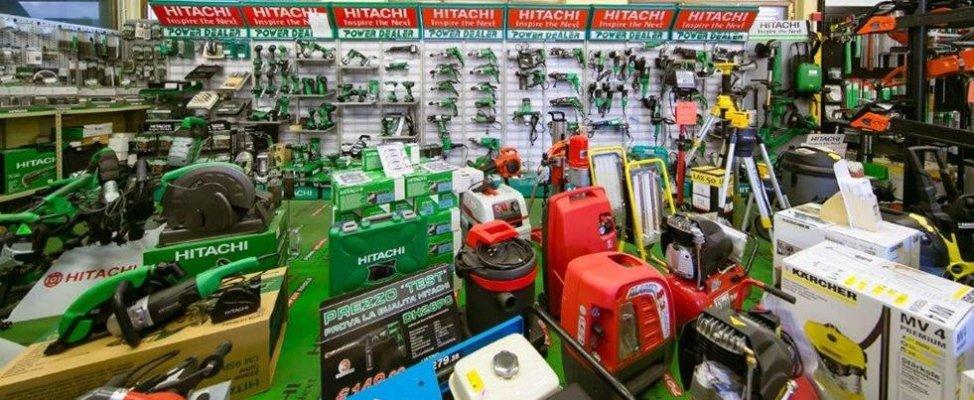 Elettromeccanica e ferramenta