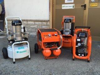 Elettrocompressore oli free 5l 0,5KW