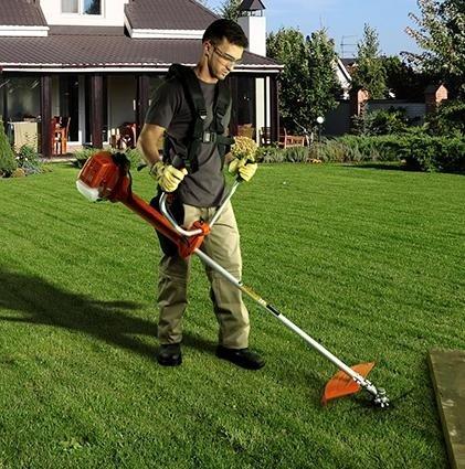 macchinari per giardinaggio
