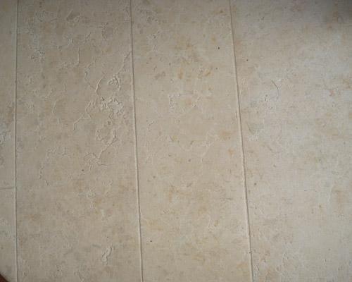 Mattonelle verticali color bianco