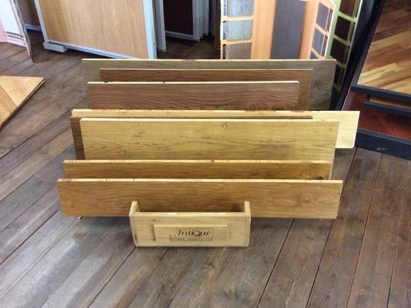Esposizione legni