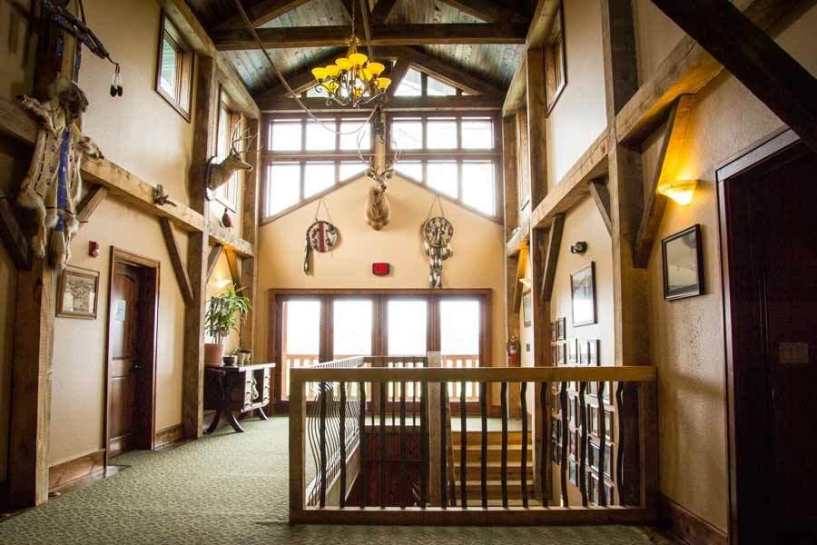 Main Lodge Upstairs