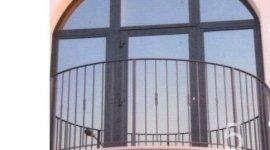 porta finestra, porta in alluminio, porta con vetri doppi
