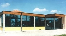 finestre basculanti, vetrate per prefabbricati, infissi per prefabbricati