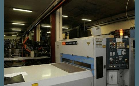 macchinari taglio laser