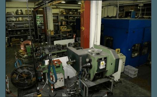 macchinari lavorazione metalli