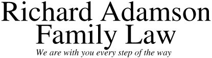 Richard Adamson Family Law logo