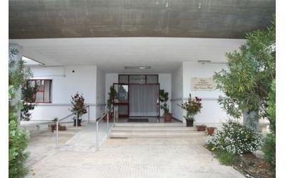 ingresso struttura C.A.S.A. Don Tonino Bello