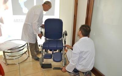 Carrozzelle per disabili