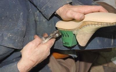 Calzature ortopediche su misura