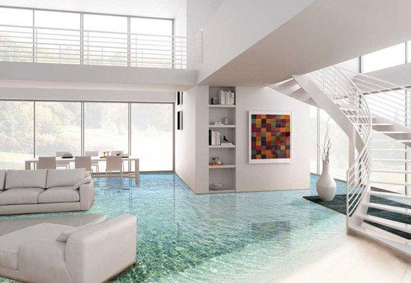 Emejing Pavimento Soggiorno Images - Idee Arredamento Casa ...