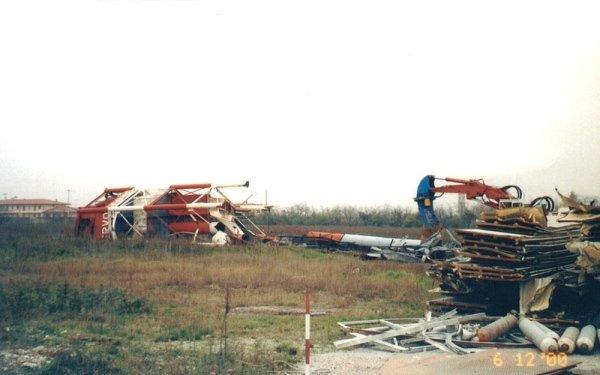 demolizione fonderia