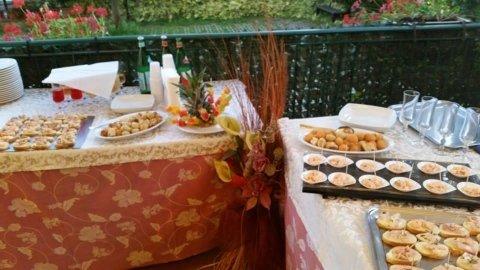 servizio buffet