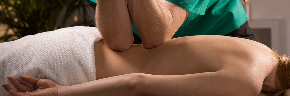 remedial and relaxation massage