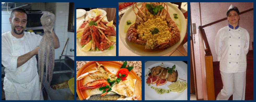 Cucina a base di pesce