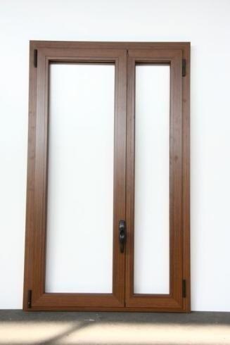 Finestre in legno alluminio o pvc muggi monza brianza como lecco milano arosio g g - Finestre in legno o pvc ...