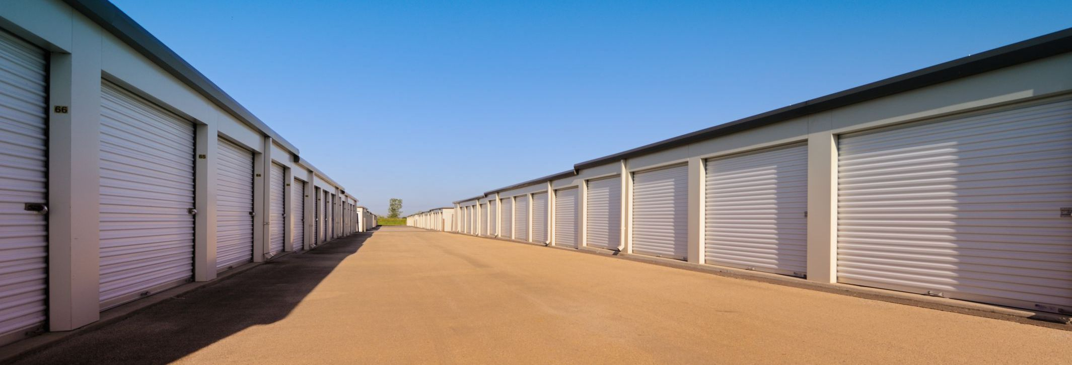 Self storage facility in Harrisburg, NC