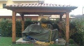 pergolati da giardino, posa in opera, preventivi gratuiti