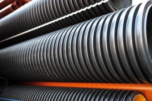 Vendita di tubi per acquedotti