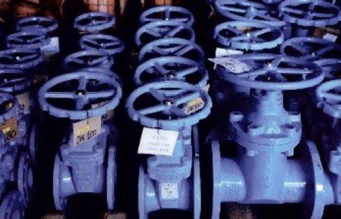 Saracinesche per acquedottistica in ghisa