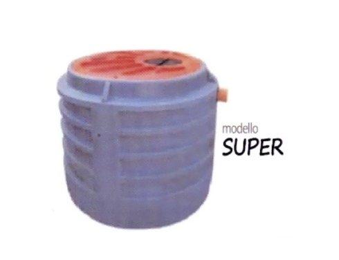 Fossa biologica tipo Imhoff per trattamento acque reflue ad uso domestico e simili