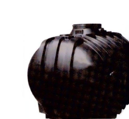 Cisterna da interro a basso impatto ambientale