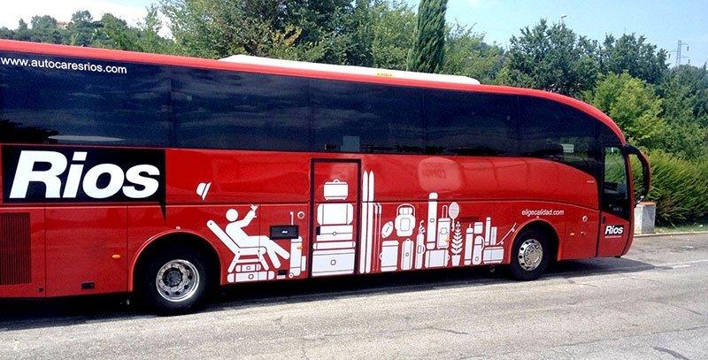 allestimento autobus