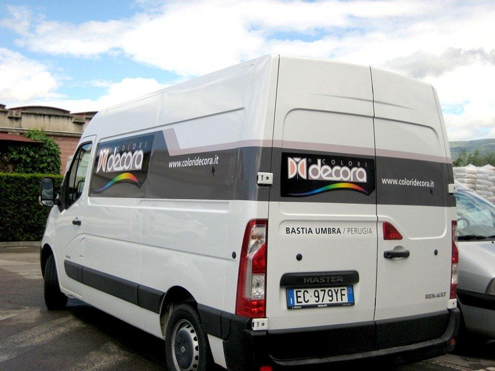 allestimento furgoni aziendali
