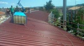 bonifica coperture in amianto, costruzione tetti, realizzazione tetti