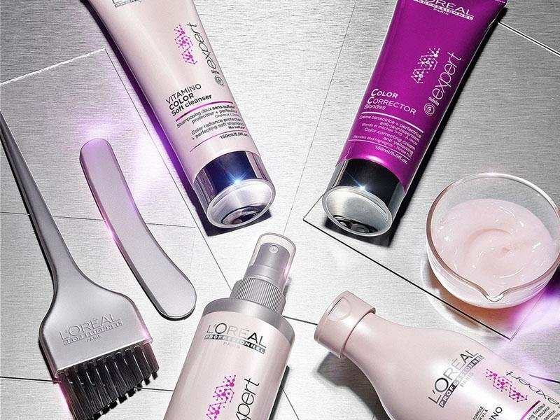 Articoli da parrucchiere L'Oréal