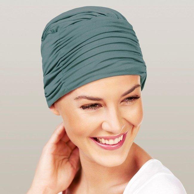 Turbante fair Fashion verde