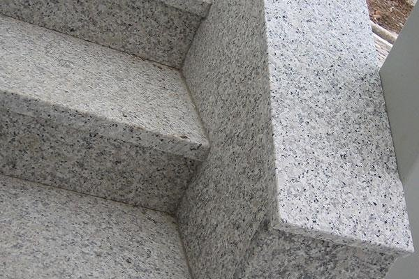 gradini marmo