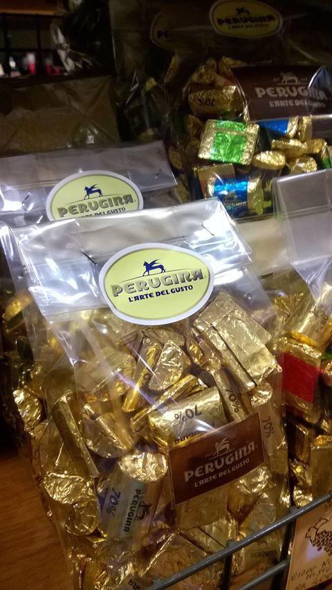 cioccolatini perugina