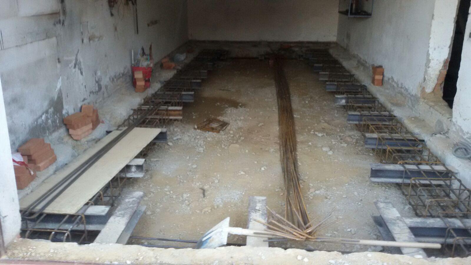 ristrutturazione pavimento