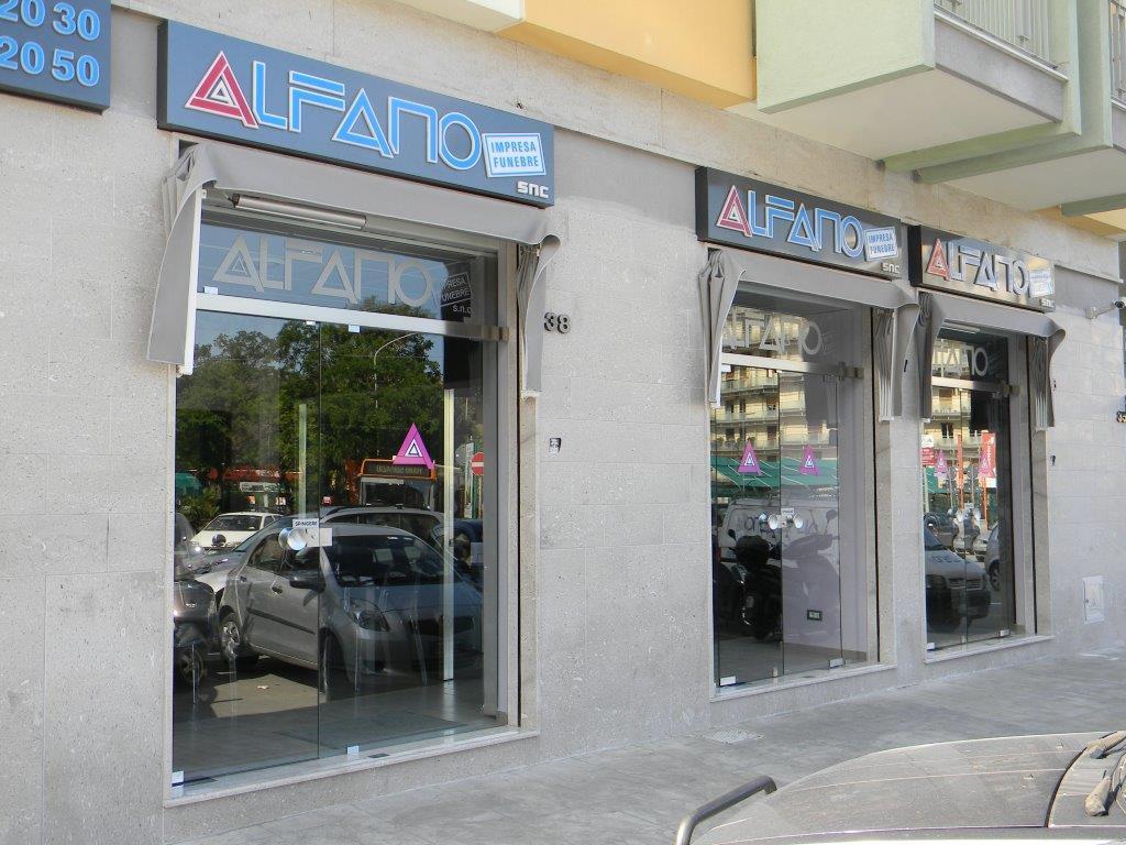 Agenzia funebre Alfano a Piazza Pr. di Camporeale