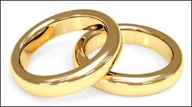 Anelli oro realizzati su disegno