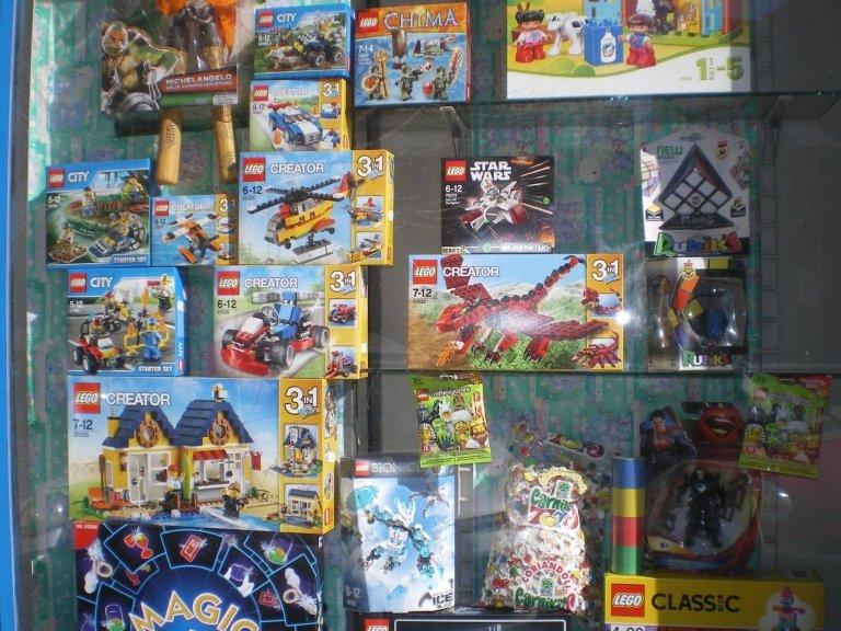 giocattoli roma galleria 900