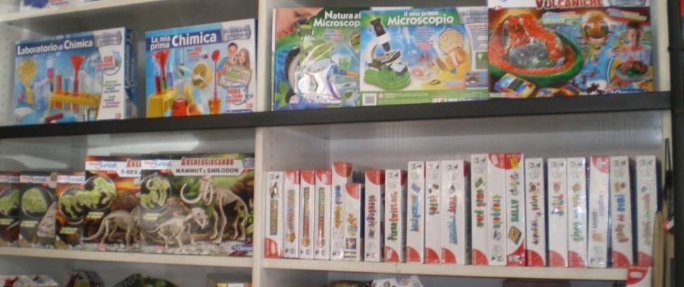 galleria 900 giocattoli roma